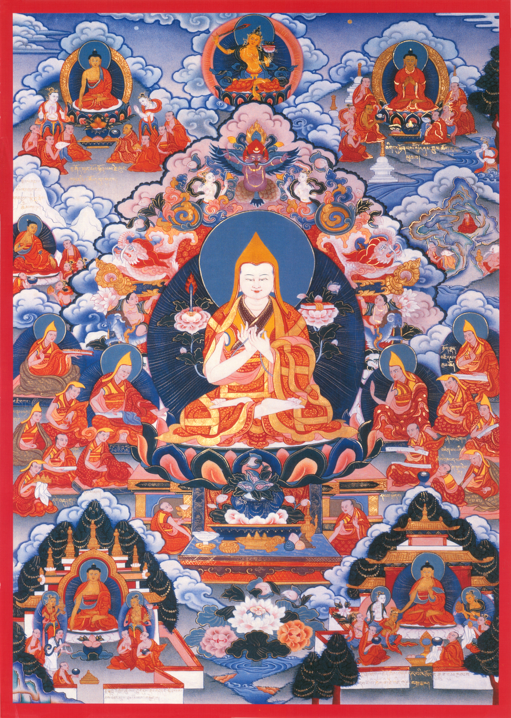 Rinpoche's Recommendations for the 600th Anniversary of Lama Tsongkhapa's Parinirvana on December 21
